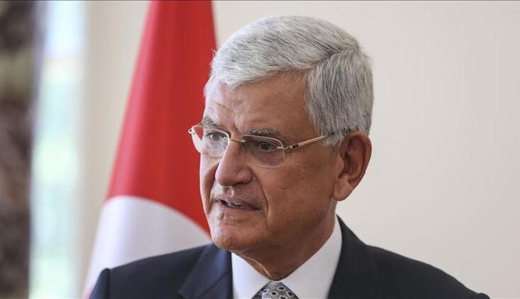 BM Genel Kurul Başkanlığını devreden Bozkır mesaj: BM ürkek davranıyor