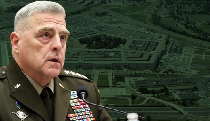 Pentagon'da gizli toplantı! Milley'den 'nükleer silah' talimatı