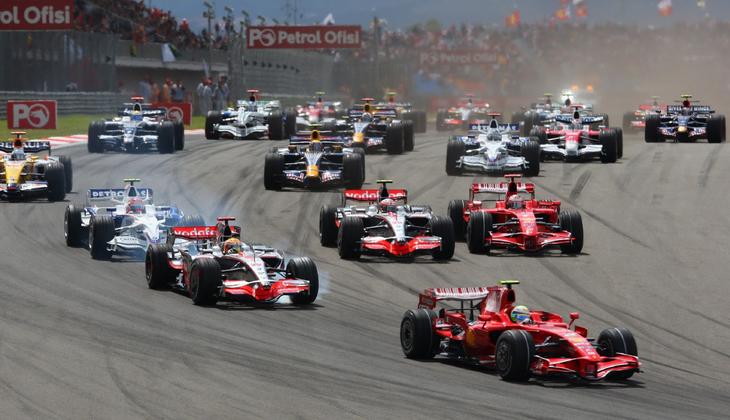 Formula 1 İstanbul Park'a Geri Dönüyor