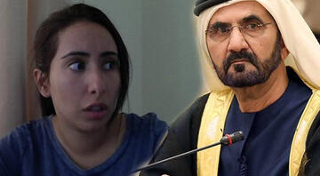Firari Dubai Prensesi yakalandı