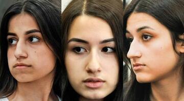 Son dakika haberi: Dünya bu olayı konuşuyor... Rusyada tacizci babalarını öldüren kız kardeşler hakim karşısında