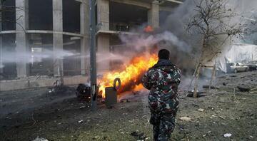 Lübnanda son durum: Lübnanda ne patladı Lübnandaki patlamada son gelişmeler