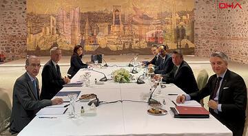 Son dakika: Türkiye-Yunanistan arasındaki kritik görüşme sona erdi