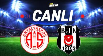 Canlı Anlatım İzle   Antalyaspor Beşiktaş maçı