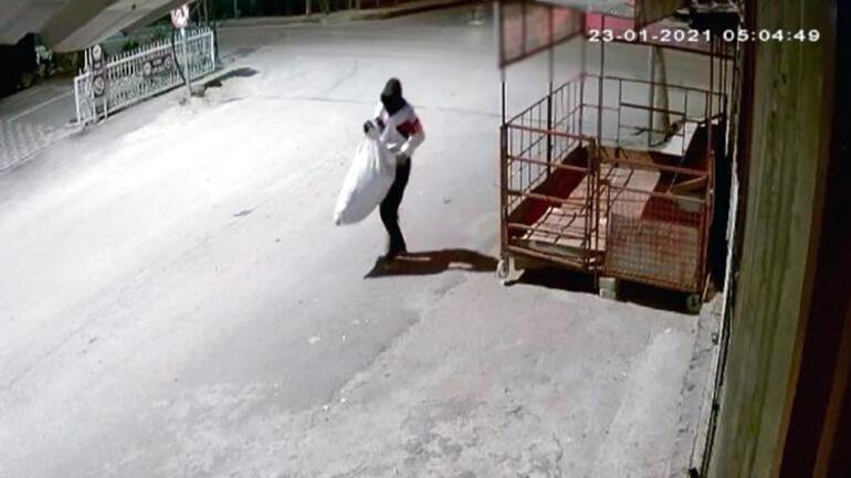 Marketlerden hırsızlık yapan 2 şüpheli yakalandı