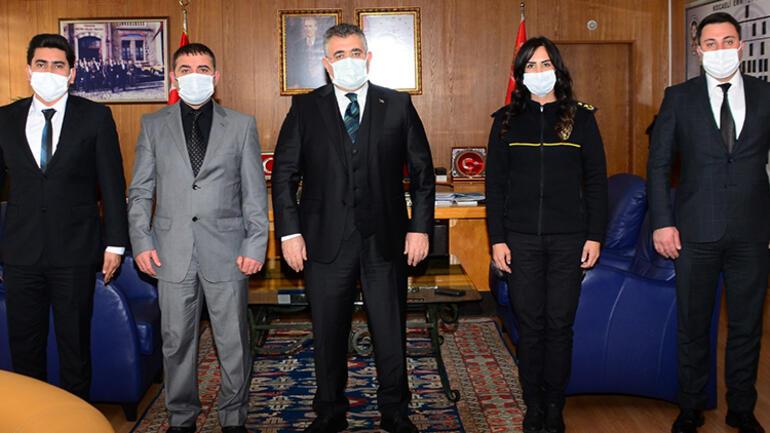 Kocaeli'de polise skandal teklif Ses kaydı ortaya çıktı