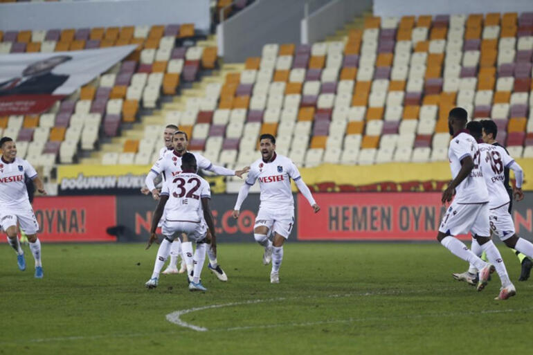Trabzonsporda Anastasios Bakasetastan Mostafa Mohamede nazire Dikkat çeken detay...