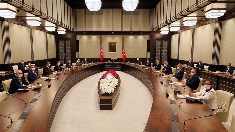 Kabine Toplantısı ne zaman yapılacak Kısıtlamalar Bakanlar Kurulunda ele alınacak... Gözler Cumhurbaşkanı Erdoğanda