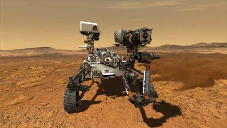 NASAdan Salda Gölü paylaşımı Marsa dair fikir verecek başlığıyla duyurdu