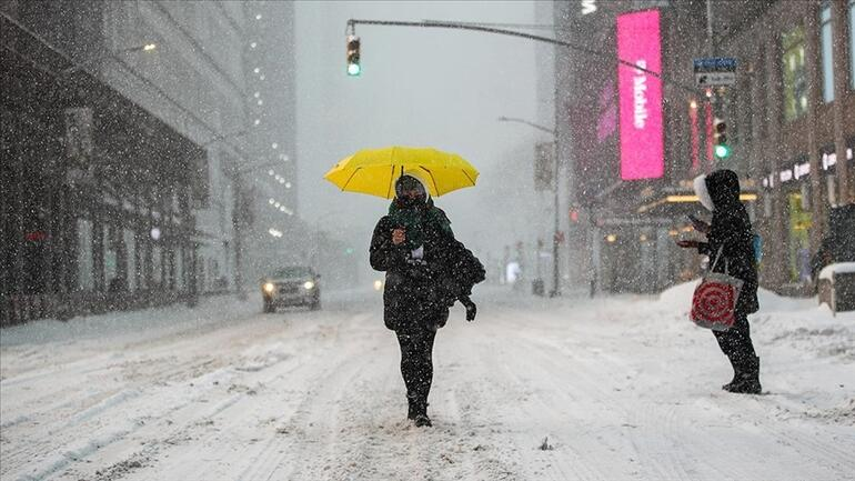ABDde kutup soğukları can almaya devam ediyor: 38 kişi hayatını kaybetti
