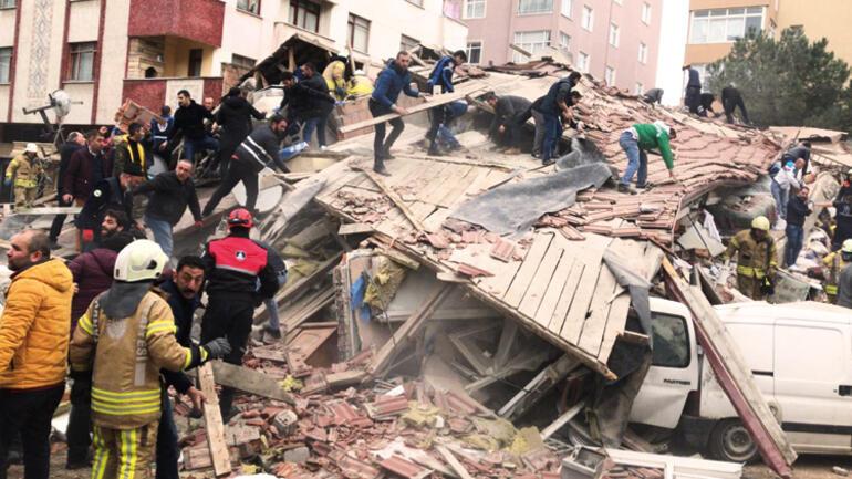 Yeşilyurt Apartmanı'nın yıkıntınından 19 saat sonra çıkartılmıştı Ayağa kalktı
