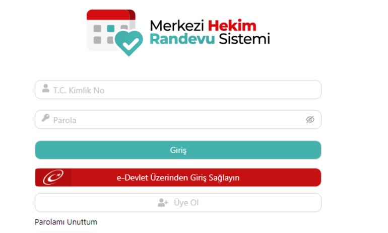 Aşı randevusu nasıl alınır MHRS Covid aşı randevusu alma ekranı