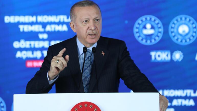 Reisicumhur Erdoğandan çok ehemmiyetli şehirsel dönüşüm çağrısı