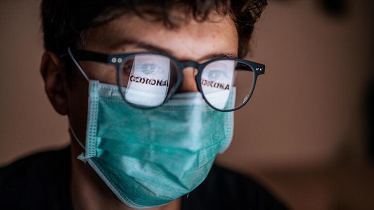 Çarpıcı koronavirüs araştırması: Gözlük kullananlar üç kat şanslı
