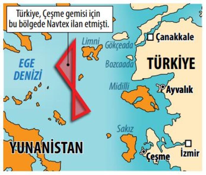 Türk jetleri Yunan uçaklarını kovaladı