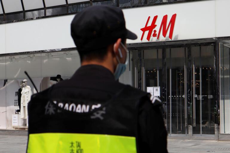 Dev şirket Çin baskısına dayanamadı Zararı görünce geri adım attı