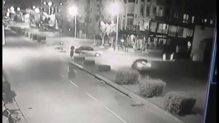 Mersinde feci kaza Ortalık savaş alanına döndü: Baba-oğuldan acı haber