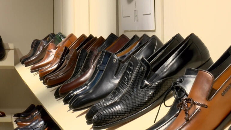 Direkt timsahtan çıkıyor... 10 bin dolarlık ayakkabıya sipariş yağıyor