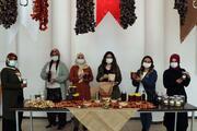 Gaziantepli 7 kadın, kurdukları kooperatifle ihracata başladı