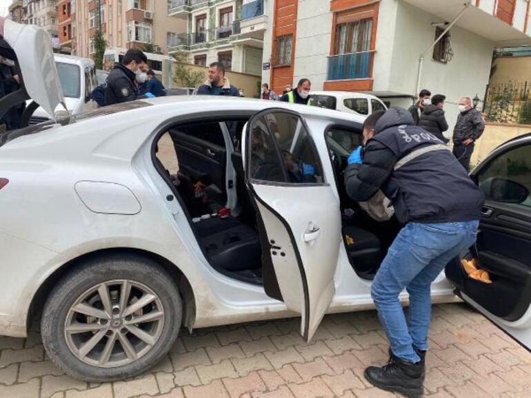 Maltepede polisten kaçan şüpheliler lise öğrencisine çarptı