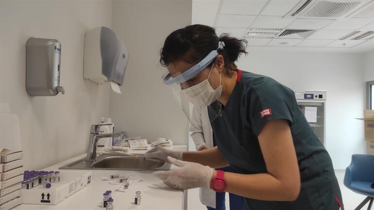 Bugün ilk kez uygulanmaya başladı İşte Biontech aşısı hakkında detaylar