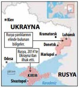 Ukrayna'da kriz tırmanışa geçti