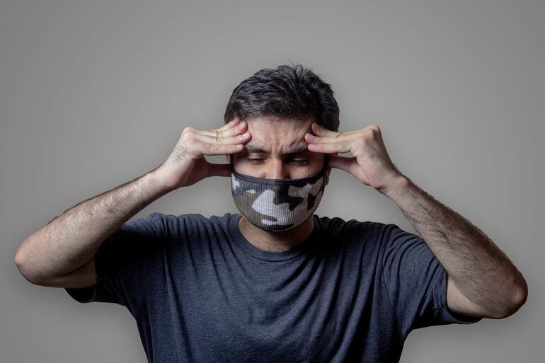 Kovid-19da korkutan araştırma: Her üç kişiden birinde bu sorunlar görülüyor