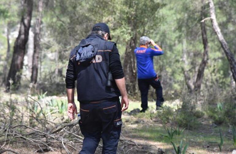 Antalyada ekipler Ahmet Uğur için seferber oldu Sevgilisine veda mesajı atıp ortadan kayboldu