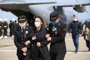 Trabzonda Şehit Pilot Yüzbaşı Burak Gençcelepa acı veda