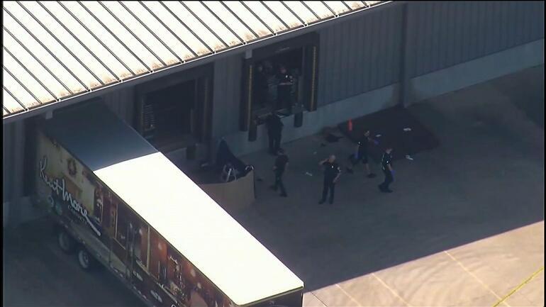 ABDnin Texas eyaletinde silahlı saldırı