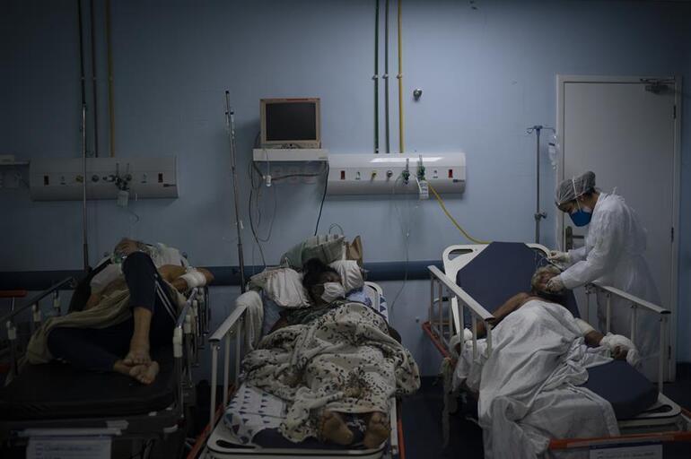 Brezilyada görülmemiş kâbus Bir günde 4 binden fazla ölüm
