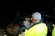 Kartalda kaza Polis bir türlü inandıramadı