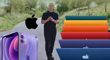 Son dakika haberi... Apple yeni cihazlarını tanıttı