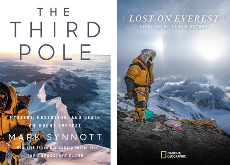 97 yıllık sırrı çözmek için Evereste çıktı... Yapma Mark, değmez, çok tehlikeli