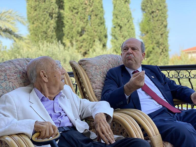 Son dakika: KKTC Cumhurbaşkanı Ersin Tatarın babası hayatını kaybetti