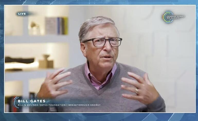 <strong>Bill Gates</strong>ten İklim Zirvesi açıklaması: Dünyayı kurtaracak üç formülü açıkladı