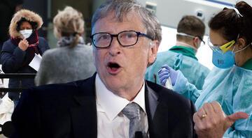 Bill Gates pandeminin biteceği tarihi açıkladı