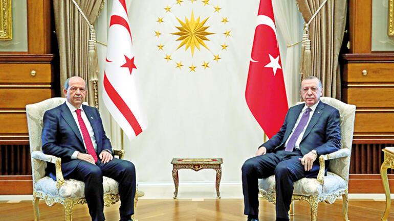 Türk tarafı '2 devletli' çözüm için masada