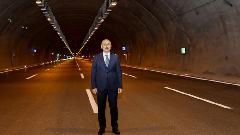 Bakan Karaismailoğlu duyurdu: Büyük projede sona geldik
