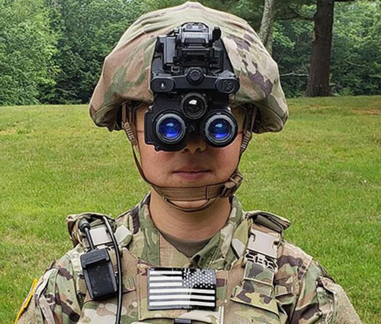 ABD ordusuna video oyunları aratmayan gözlük