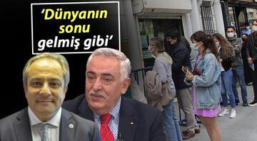 İstanbuldan tam kapanma kaçışı.. Canlı yayında önemli uyarılar: Dünyanın sonu gelmiş gibi...