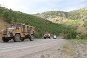 Şırnaktan sınıra özel birlikler sevk edildi Terör hedefleri yerle bir ediliyor