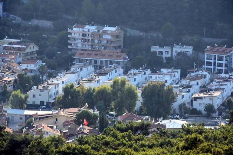 Avrupa'nın ünlü şehirleriyle yarışıyor Gözde ilçede villa talebine yetişilmiyor