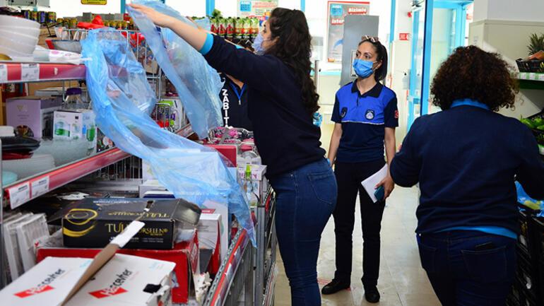 Son dakika haberi: Bir kentte daha koronavirüsle mücadelede yeni karar Marketlerdeki bazı ürünlerin satışına kısıtlama getirildi