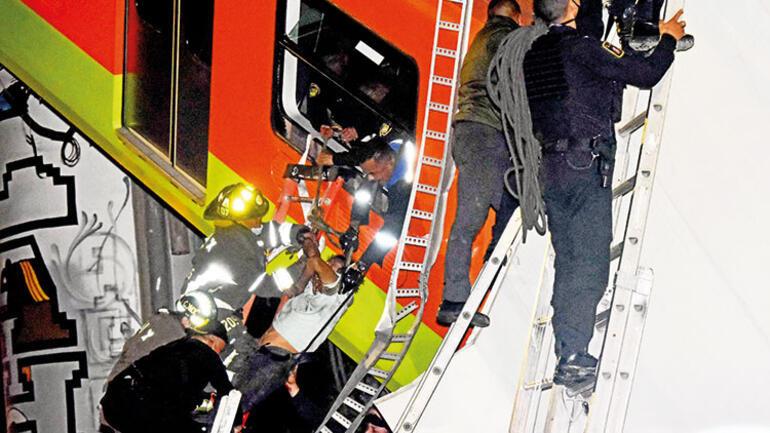 Üstgeçit faciası: 24 ölü 79 yaralı