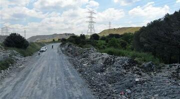 Alibeyköy Barajı çevresinde plastik atık dağları Beyin fonksiyonlarını etkiliyor