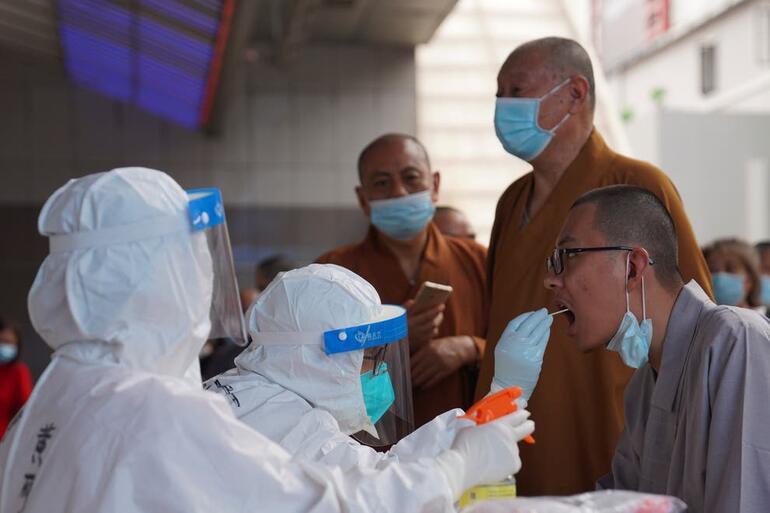 Son dakika haberi: Çinden flaş koronavirüs kararı... Seyahat kısıtlaması geri geldi