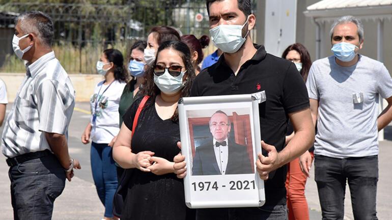 Antalyada en acı veda Gözyaşları sel oldu