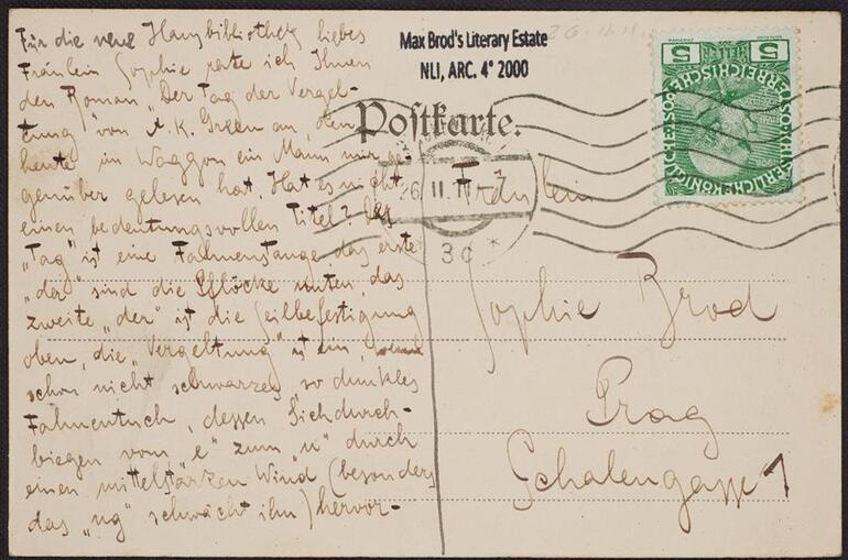 Uzun süren dava sonuçlandı: Kafkanın el yazmaları internette yayınlandı