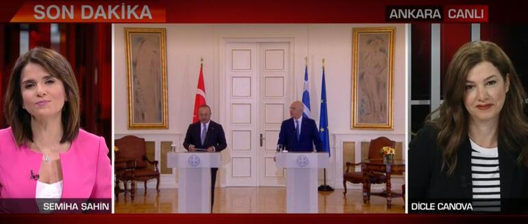 Son dakika... Dışişleri Bakanı Mevlüt Çavuşoğlundan flaş ABD açıklaması